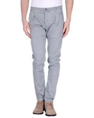 Повседневные брюки MACCHIA J. Цвет: светло-серый