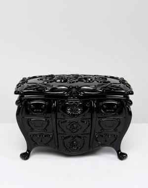 Anna Sui Бьюти-бокс. Цвет: черный