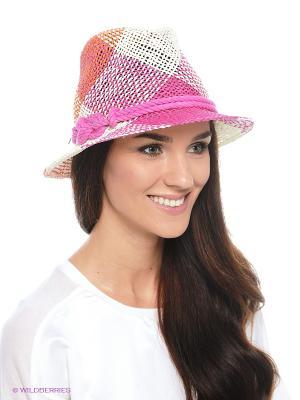 Шляпа SEEBERGER. Цвет: розовый