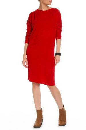 Платье Ангора Alina Assi. Цвет: красный