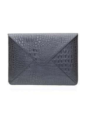 Чехол-конверт Norton универсальный для планшетов 10,1 (266x181x12 мм) (черный рептилия) Norton.. Цвет: черный