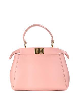 Сумка Marco Bonne`. Цвет: розовый