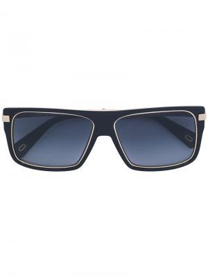 Квадратные солнцезащитные очки Marc Jacobs Eyewear. Цвет: чёрный