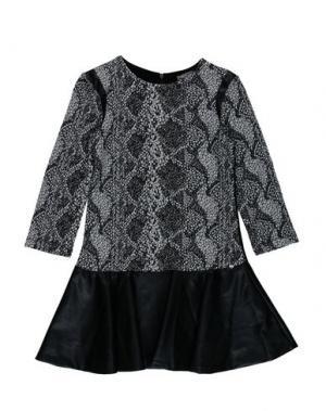 Платье MISS GRANT. Цвет: черный