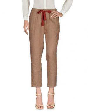 Повседневные брюки M!A F. Цвет: хаки