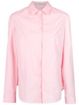 Dara shirt Martha Medeiros. Цвет: розовый и фиолетовый