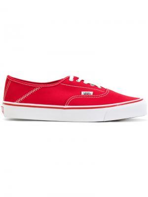 Vans Vault x  sneakers Alyx. Цвет: красный