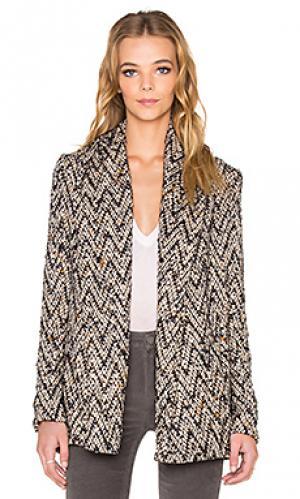 Куртка native Otis & Maclain. Цвет: коричневый