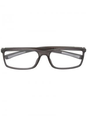 Оптические очки Urban 7 Tag Heuer. Цвет: серый