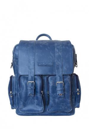 Рюкзак Carlo Gattini. Цвет: синий