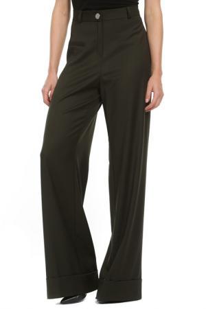 Trousers CARLA BY ROZARANCIO. Цвет: khaki