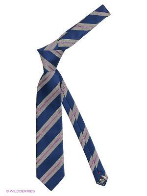 Галстук Alex DANDY. Цвет: голубой, светло-голубой, светло-серый, синий
