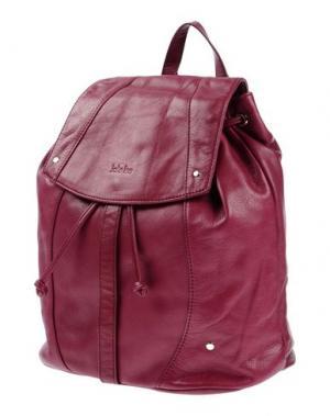 Рюкзаки и сумки на пояс KATE LEE. Цвет: пурпурный