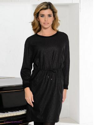 Платье BOVONA. Цвет: черный