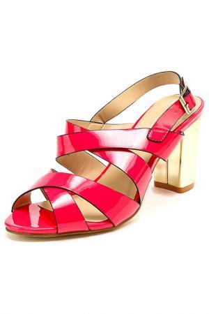 Туфли SPARKLING. Цвет: розовый