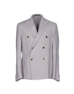 Пиджак BRANCACCIO C.. Цвет: светло-серый