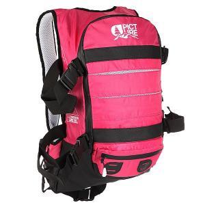 Рюкзак туристический  Spine Backpack Pink Picture Organic. Цвет: розовый