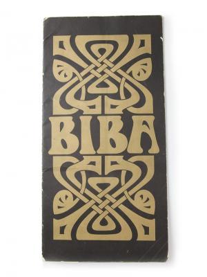 Каталог Biba Vintage. Цвет: чёрный
