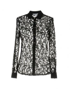 Pубашка BIANCOGHIACCIO. Цвет: черный