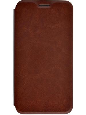 Micromax AQ5001 skinBOX Lux. Цвет: коричневый