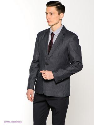 Пиджак Top Secret. Цвет: темно-синий