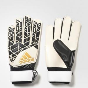Вратарские перчатки ACE Training  Performance adidas. Цвет: черный