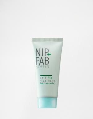 Nip+Fab Глиняная маска для лица Kale Fix. Цвет: бесцветный