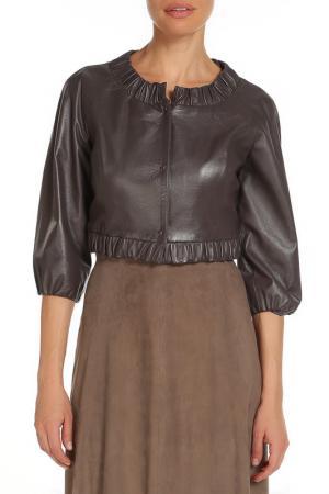 Куртка Izeta. Цвет: серый