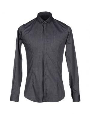Pубашка HAVANA & CO.. Цвет: свинцово-серый