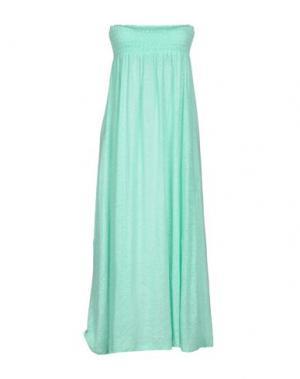 Платье до колена PAULIE. Цвет: светло-зеленый