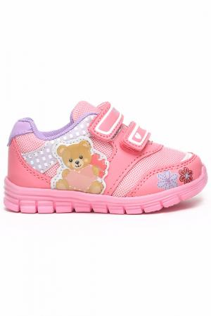 Полуботинки INDIGO KIDS. Цвет: розовый