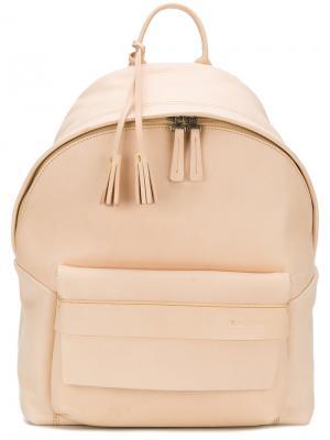 Классический рюкзак Eastpak. Цвет: розовый и фиолетовый