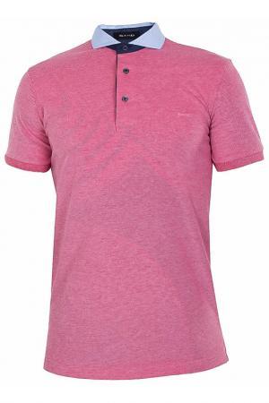 Поло Sand. Цвет: розовый