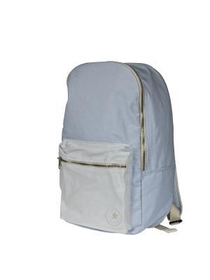 Рюкзак EDC Canvas Backpack Converse. Цвет: серый