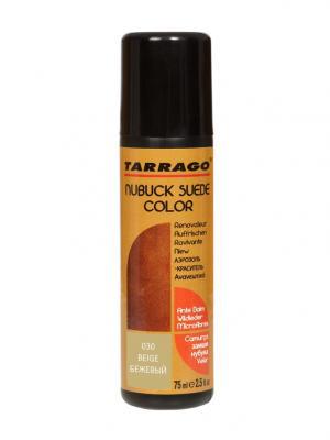 Краситель для замши и нубука, NUBUCK COLOR, флакон, 75мл. (30 бежевый) Tarrago. Цвет: бежевый