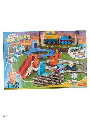 Томас и его друзья Игровой набор Раскопки динозавров THOMAS & FRIENDS. Цвет: серо-голубой