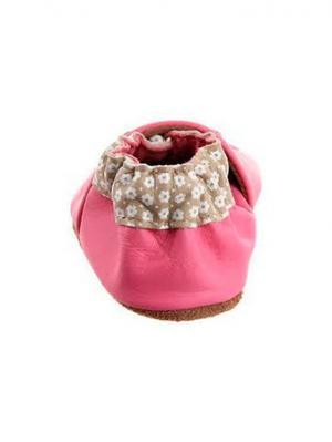 Ботинки MaLeK BaBy. Цвет: малиновый, светло-коралловый