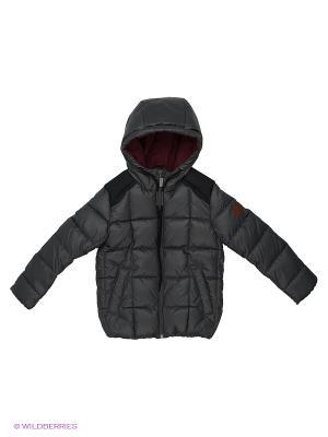 Куртка BOOM. Цвет: серый