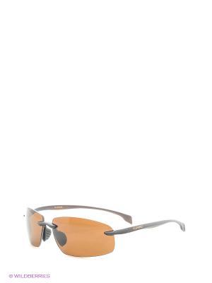 Солнцезащитные очки VL 1162 P00B PC2000 Vuarnet. Цвет: коричневый