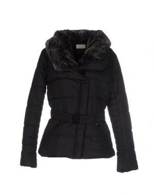 Куртка AZULÉ. Цвет: черный