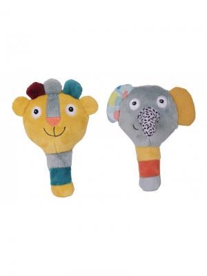 Ebulobo Мягкая игрушка Маракасы. Цвет: желтый