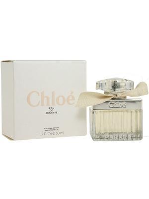 Chloe Signature парфюмерная вода, 75 мл. Цвет: прозрачный