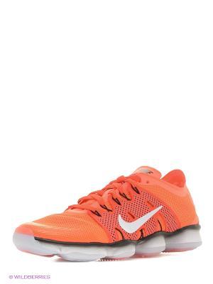 Кроссовки Nike Air Zoom Fit Agility 2. Цвет: коралловый, розовый