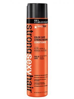 Кондиционер для прочности волос Sexy Hair. Цвет: оранжевый
