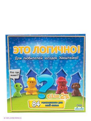 Настольная игра KODKOD. Цвет: синий, зеленый, коричневый, голубой, красный, желтый