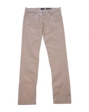Повседневные брюки BARNUM. Цвет: светло-коричневый