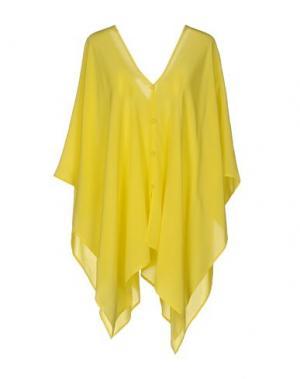 Накидка ELLA LUNA. Цвет: желтый