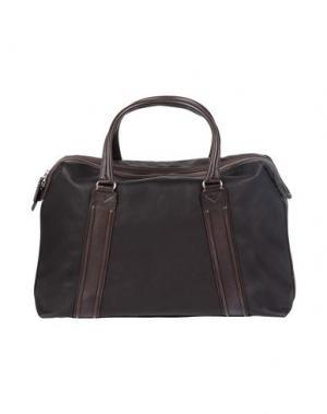 Деловые сумки SEQUOIA. Цвет: темно-коричневый