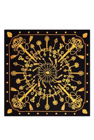 Шелковый платок 160154 P.jovian. Цвет: разноцветный