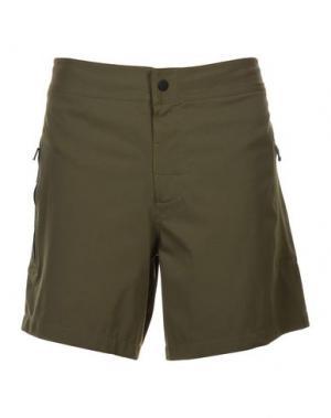 Пляжные брюки и шорты EVEREST ISLES. Цвет: зеленый-милитари
